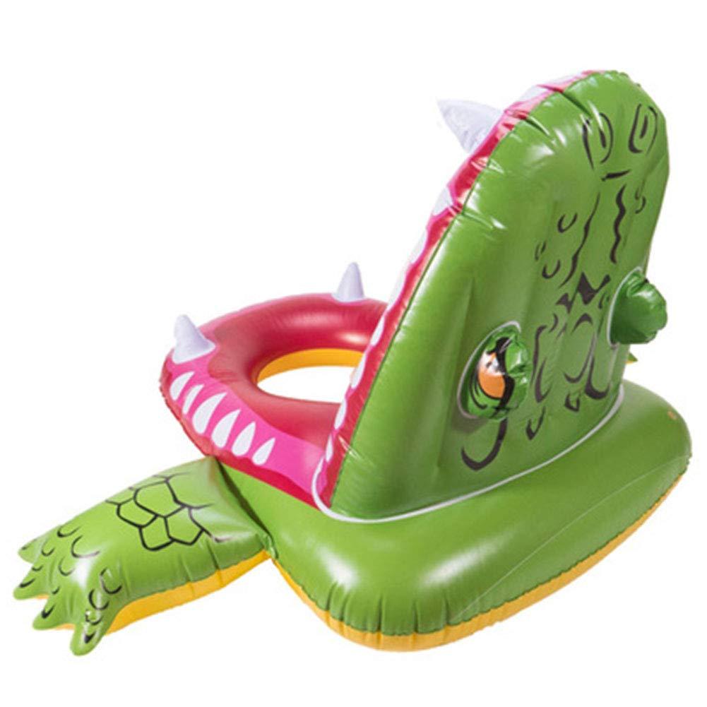 Para tu estilo de juego a los precios más baratos. verde JF Anillo Flotante de natación Inflable Ballena Adulta Adulta Adulta natación Agua Flotante Cama Animal Flotante Fila Juguetes de Jugara  gran descuento