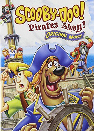 Scooby-Doo! Pirates Ahoy! (DVD)