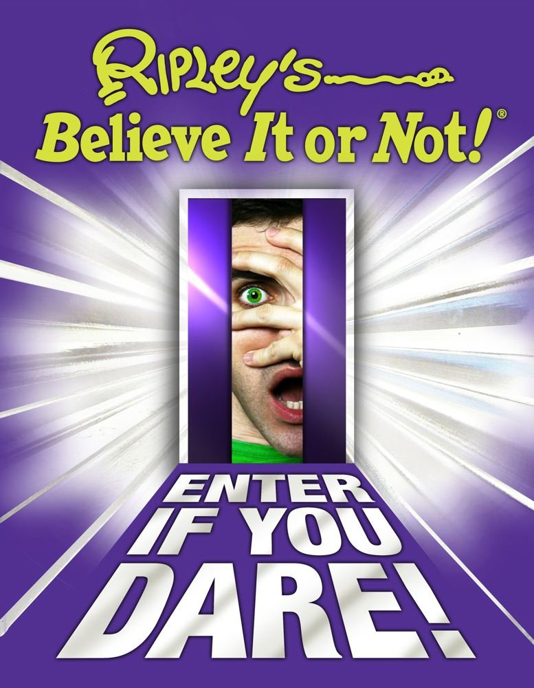 Download Ripley's Believe It Or Not! Enter If You Dare (ANNUAL) PDF