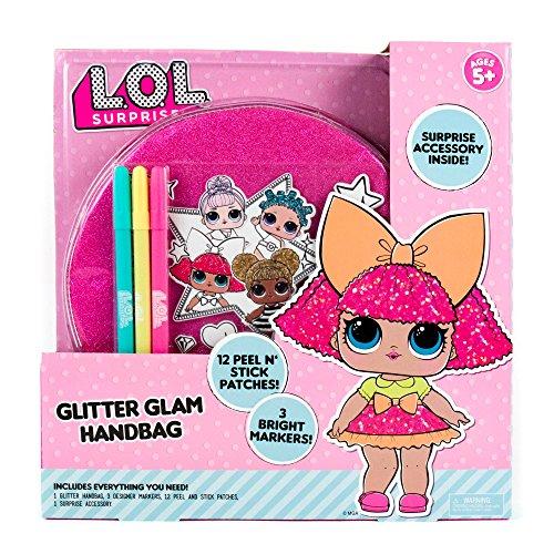 - L.O.L. Surprise Glitter Glam Bag by Horizon Group USA
