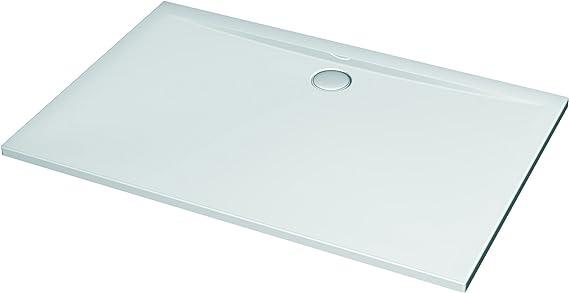 Ideal Standard K518501 Ultra flat rec 140x80 blc Blanc