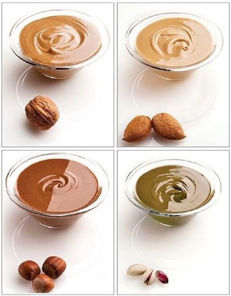 Gelfruit - 100% Pasta pura de Pistacho - ideal para hornear y helado - 250 g: Amazon.es: Alimentación y bebidas