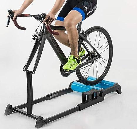 Plataforma cubierta de equitación, bicicleta montar la plataforma ...