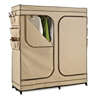 Deals on Honey Can Do Wardrobe Storage Closet