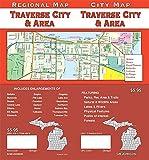 Traverse City / Gaylord / Crystal Lake, Michigan Street Map