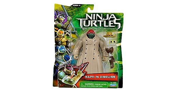 Amazon.com: Teenage Mutant Ninja Turtles Película Raph ...