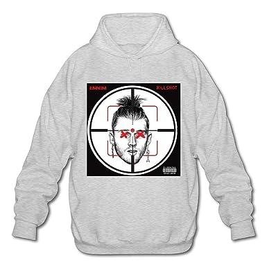 cc4520bfd5451 Amazon.com: Ngxiuquq Men's Eminem Killshot Fashion Sports Navy ...
