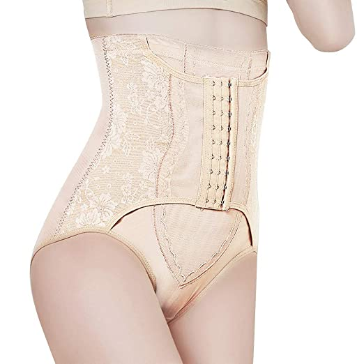 c7a76d198 Emimarol Women Butt Lifter Shapewear Seamless Waist Trainer Hi-Waist Tummy  Control Body Shaper Panty at Amazon Women s Clothing store
