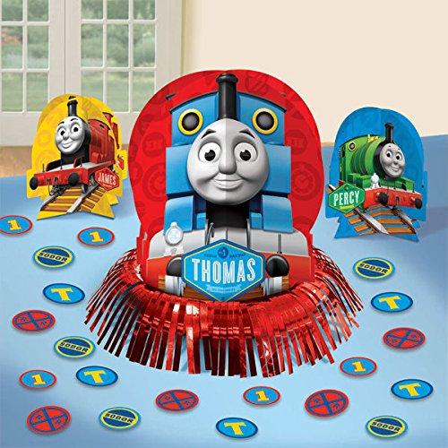 Thomas the Train Birthday Party Favor Table Centerpiece Decoration (Thomas The Train Centerpieces)