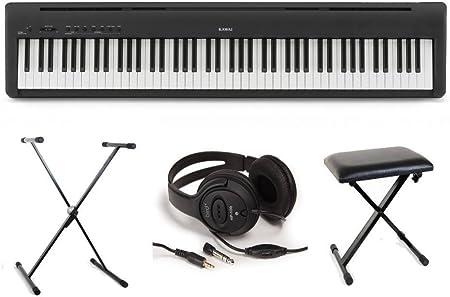 KAWAI Pianos digitales FULL PACK ES100 Teclado digital de ...