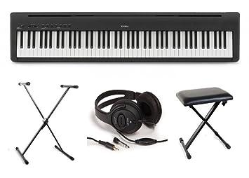 KAWAI Pianos digitales FULL PACK ES100 Teclado digital de concierto ...