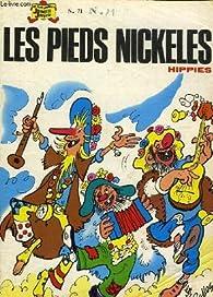 Les pieds nickeles, hippies, n° 71 par Roland de Montaubert
