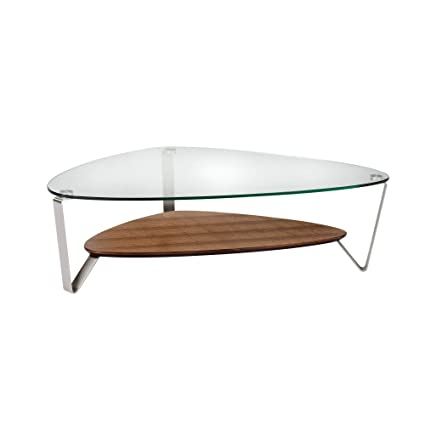 Marvelous Amazon Com Bdi Large Dino Coffee Table In Chocolate Stained Dailytribune Chair Design For Home Dailytribuneorg