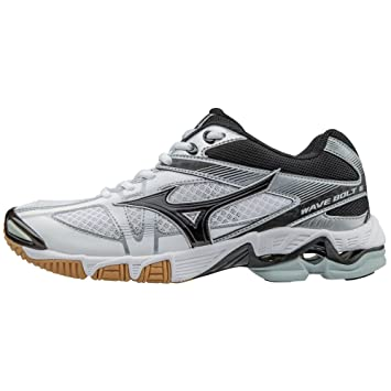mizuno womens volleyball shoes size 8 x 4 high size amazon