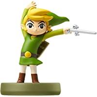 Amiibo Toon Link (The Wind Waker) - Legend of Zelda Series Ver [Wii U] Japan Import
