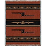 Pure Country Inc. Mesquite Earth Tapestry Throw Blanket