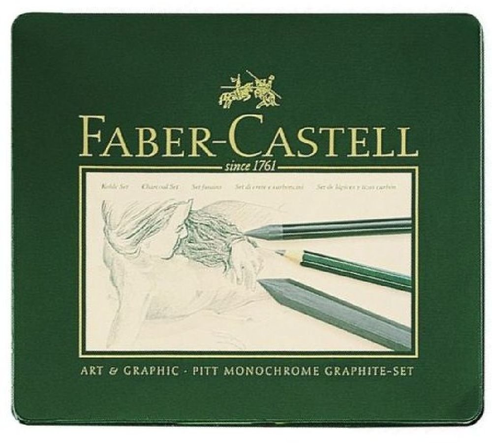 Faber-Castell Pitt 18 Piece Graphite Set