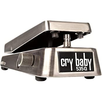Dunlop 535q Cry Baby 174 Multi Wah Color Negro Amazon Com