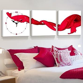 Salon Simple Moderne Décoration Peinture Chambre Triple Peinture Sans Cadre  Peinture Murale Peinture Murale ( Couleur