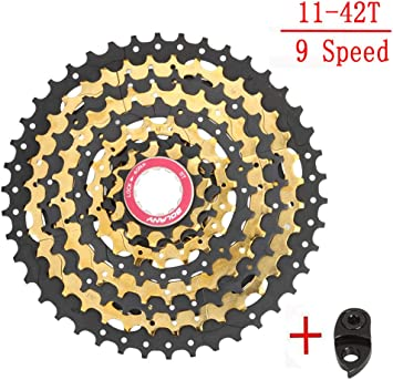 BOLANY 9/10/11 Speed MTB Cassette 11-32T 11-42T 11-46T 11-50T ...