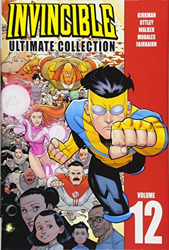 (Invincible: The Ultimate Collection Volume 12)