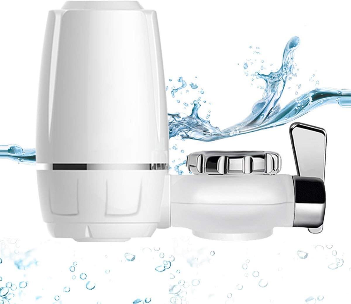 Jinxuny Kit de Filtro de Agua del Grifo Sistema de purificación Duradera y Duradera del Sistema de purificación del Grifo para la Cocina del hogar: Amazon.es: Hogar