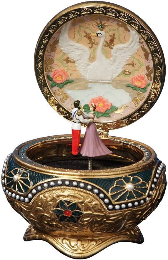 Anastasia - Alexandra & Nicholas - Hinged Trinket Box by SFMB - Anastasia: Amazon.es: Hogar