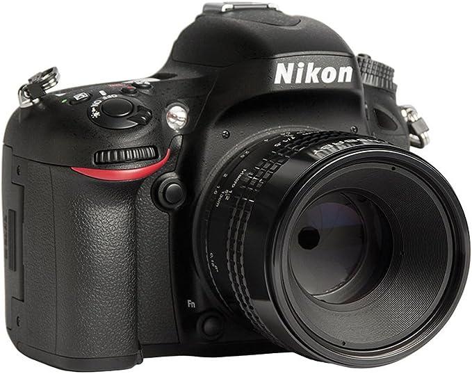 Lensbaby Velvet 56 Nikon F Porträt Und Makro Objektiv Kamera