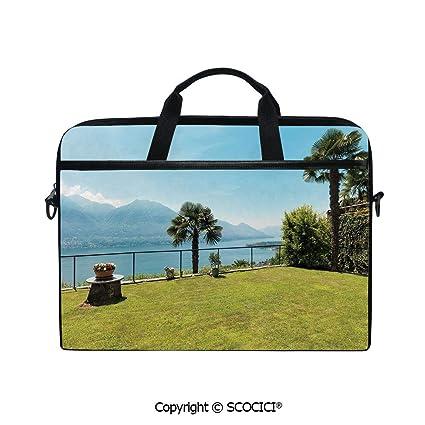 7eae0ed67edb Amazon.com: Printed Laptop Bags Notebook Bag Covers Cases Ocean View ...