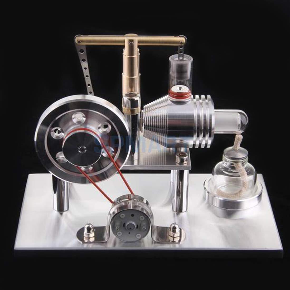 Giplar Gleichgewicht Stirling Generator Bildungsmodell ...