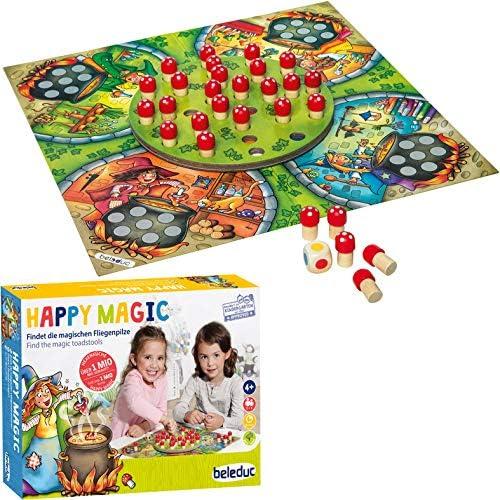 Beleduc Juego Educativo para el hogar: Amazon.es: Juguetes y juegos