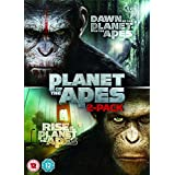 Dawn of the Planet of the Apes/Rise of the Planet of the Apes