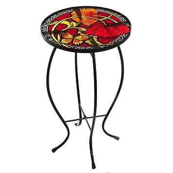 Superb Evergreen Enterprises EG2GM413 Brilliant Butterfly Table