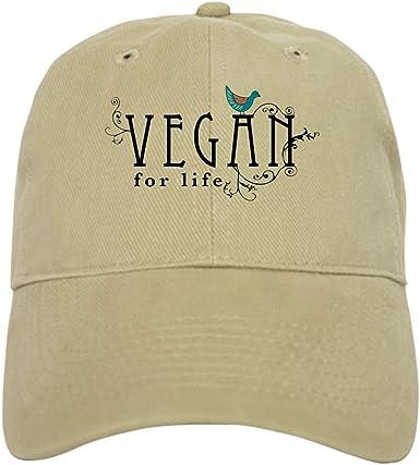 Xfesk-74 Vegan Vegetarian Denim Jeanet Adjustable Unisex Glacier Cap for Men Or Women