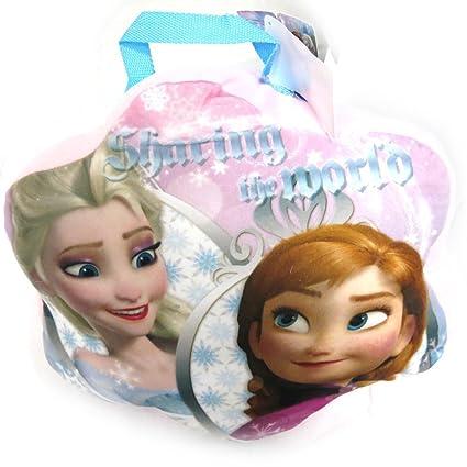 Saco de dormir + cojín Frozen - Reine Des Neigesrosa - 140x70 cm