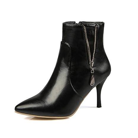 ZQ@QXSuggerimento della settimana per bene con a tacco alto scarpe eleganti e versatili, grandi numeri di stivali...