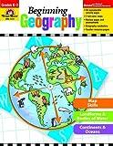 Evan-Moor Beginning Geography Book