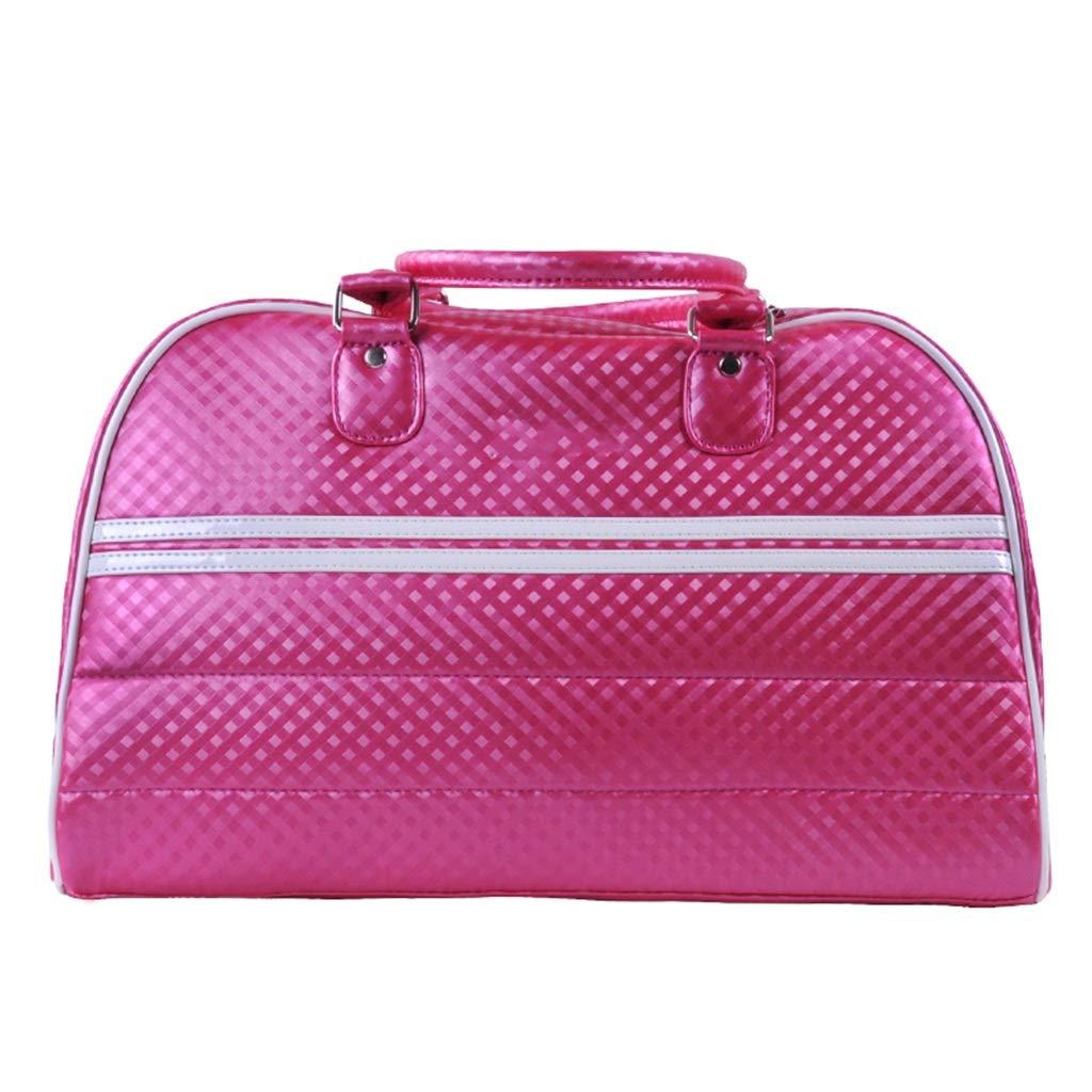 ゴルフ衣類袋の携帯用女性は靴の大容量旅行袋を握ることができます   B07PF3TJGW