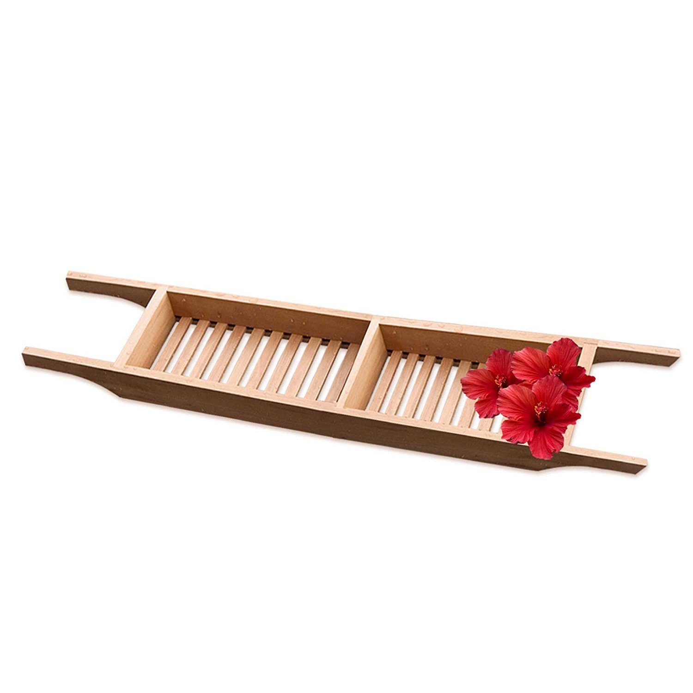 Taymor® Standard Teak Bathtub Caddy by AytraHome (Image #1)