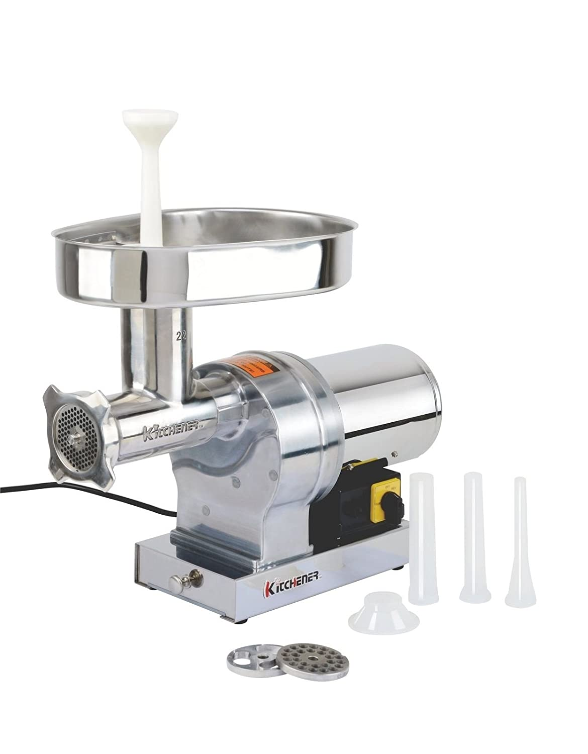 Amazon.com: KITCHENER Heavy Duty Commercial Grade Electric Stainless ...
