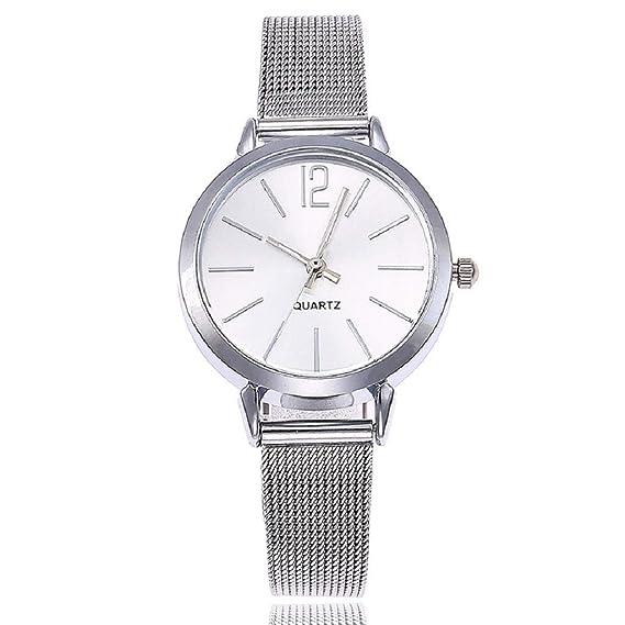 DAYLIN Relojes Mujer Señora de Marca de Moda Reloj Pulsera de ...