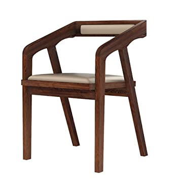 Muebles Modernos CAICOLORFUL Sillas de Comedor PU Asiento y ...