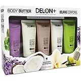 Delon Body Butter Tube 5 Pack