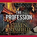 The Profession: A Thriller Audiobook by Steven Pressfield Narrated by Toby Leonard Moore