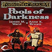 Pools of Darkness: Forgotten Realms: The Pools, Book 2 | Anne K. Brown, James M. Ward