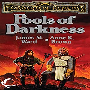 Pools of Darkness Audiobook