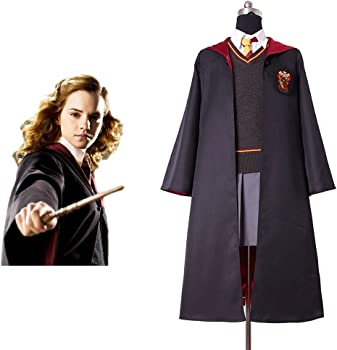 Nino Harry Potter Gryffindor Uniforme Hermione Granger Cosplay ...