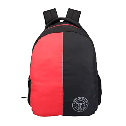 58de91a7eb urban Tribe Roadster 30 Litres Black-Red Laptop Backpack