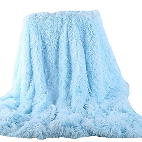 Review Faux Fur Luxury Throw