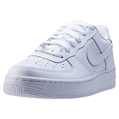 33f2b720f19ea Nike Kids' AIR Force 1 (GS) Basketball Shoes: Amazon.co.uk: Shoes & Bags